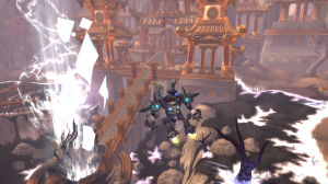Picture of the Vale of Eternal Blossoms after Ka-Boom
